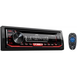 Jvc r792bt Receptor de CD con Bluetooth de Manos Libres